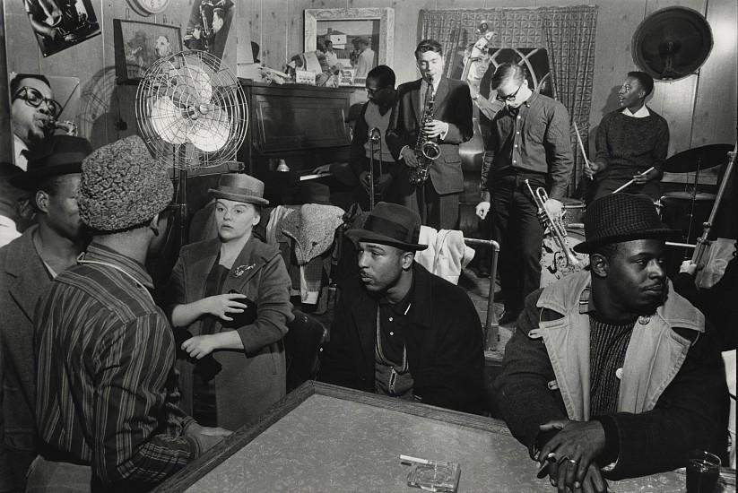 Friday Night at the Pythodd Club, featuring Dick Sampson, Jon Eckhardt, Roy McCurdy